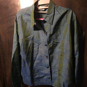 Chico's Silk Shirt - 104